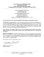 ZBA1713SCR Notice Of Complete Application
