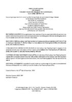 B37-3819FR Notice of Application
