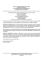ZBA 19-18 Notice Of Receipt Of Complete Application