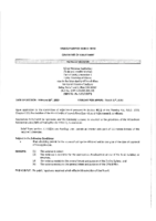 A0120FR Notice Of Decision