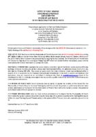 ZBA2007FR Notice of Public Hearing