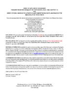 B2321FR&ZBA 2108FR Notice of Application